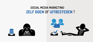 Social media marketing: zelf doen of uitbesteden?