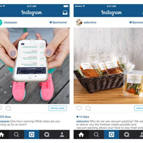 Eindelijk, advertising op Instagram! Hoe zit het met de rest?