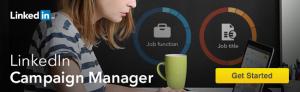 LinkedIn Campaign Manager Socialfabriek
