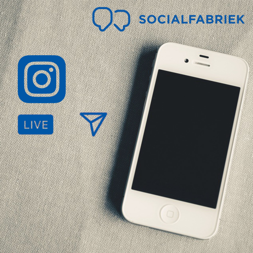 Gespot: Live video op Instagram